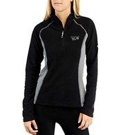 Mountain Hardwear Women's Microchill Tech Running Zip-T