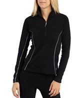 Mountain Hardwear Women's Microchill Running Zip-T
