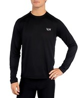 Mountain Hardwear Men's Double Wicked Lite Long Sleeve Running T