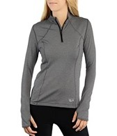 Mountain Hardwear Women's Beta Power Running 1/4 Zip