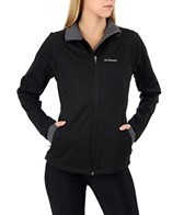 Columbia Women's Tectonic Softshell Running Jacket
