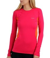 Columbia Women's Baselayer Midweight Long Sleeve Running Top