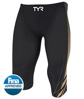 TYR AP12 Men's Credere Compression Speed Short Tech Suit Swimsuit