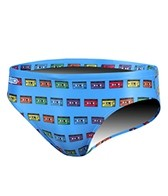 Zumo Cassette Tapes Water Polo Brief