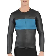 Quiksilver Men's Waterman Long Sleeve Zip Wetsuit Jacket 2 MM