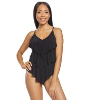 Magicsuit by Miraclesuit Solid Rita Tankini Top