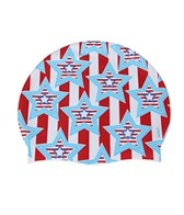 sporti-stars-and-stripes-silicone-swim-cap
