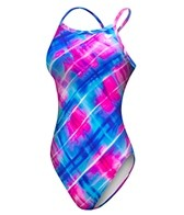 TYR Baja Plaid Diamondfit