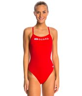 Speedo LifeLifeguard Flyback One Piece Swimsuit