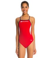 Speedo Lifeguard Energy Back One Piece Swimsuit