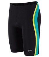 Speedo Quark Splice Jammer Swimsuit