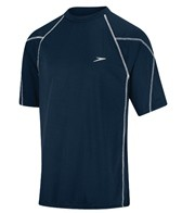 Speedo Men's Breaker S/S Swim Tee