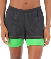 Saucony Women's Destiny Running 2-1 Short