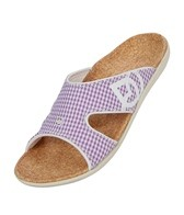 Spenco Women's Gingham Kholo Slides
