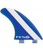 FCS ARC PC Tri Fin Set - Large