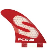 FCS SA-1 PC Tri Fin Set - Medium