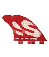 FCS Simon Anderson SA-2 PC Quad Fin Set - Large