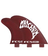 FCS GMB PC Tri-Quad Fin Set - Large