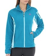 Adidas Women's Hiking/Trekking Fleece Running Jacket