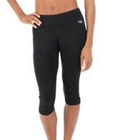 Icebreaker Women's Rush Running 3/4 Tights
