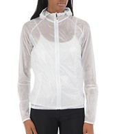 Mountain Hardwear Women's Ghost Whisperer Hooded Running Jacket