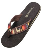 Cushe Men's Forensic Flop Canvas Flip Flop