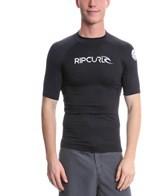 Rip Curl Men's Corp Short Sleeve Rashguard