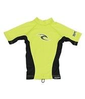 Rip Curl Youth Classic Wave Short Sleeve Rashguard