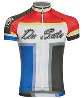 DeSoto Men's Skin Cooler Bike Jersey
