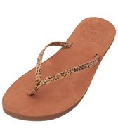Reef Women's Leather Uptown Luxe Flip Flop