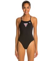 The Finals Lifeguard Skimp Back One Piece Swimsuit