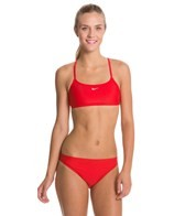 Nike Swim Core Solids Sport Top 2PC Swimsuit Set