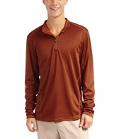 prAna Men's Talon Yoga Mock Neck