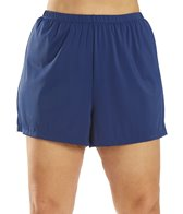 maxine-plus-size-solid-jogger-short