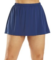 maxine-plus-size-solid-swim-skirt