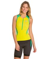 Pearl Izumi Women's Elite Tri In-R-Cool SL Jersey Top