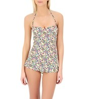 Hobie Women's One Fine Daisy Swim Dress
