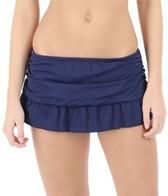 24th---ocean-solid-ruffle-hem-swim-skirt