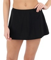 24th & Ocean Solid Swim Swim Skirt