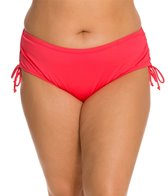 24th & Ocean Plus Size Adjustable Hi Waist Bottom