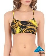 Sporti Light Wave Y-Back Workout Bikini Top