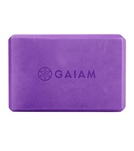 Gaiam Foam Yoga Block