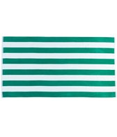 Kaufman Sales Joey Velour Stripe Towel 32 x 62