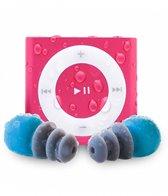 Waterfi 2GB iPod Shuffle (4th Gen) Waterproof Swim Set