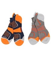 Saucony Men's Ignite Running Socks - 2 Pack