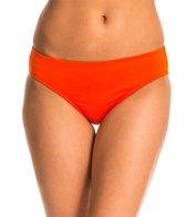Kenneth Cole Reaction Ruffle-Licious Solid Hipster Bikini Bottom