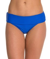 Next Good Karma Powerhouse Retro Banded Bikini Bottom