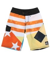 Quiksilver Boys' Cypher Echo Boardshort (8-20)