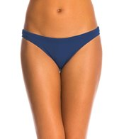 Turbo Dual Layer Knotties Capri Bikini Bottom