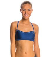 Speedo PowerFLEX Solid Swimsuit Top